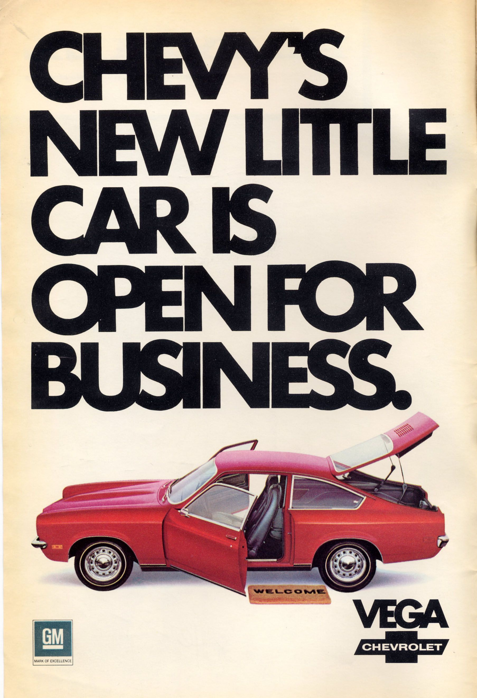 Chevy vega my first car mine was lime green