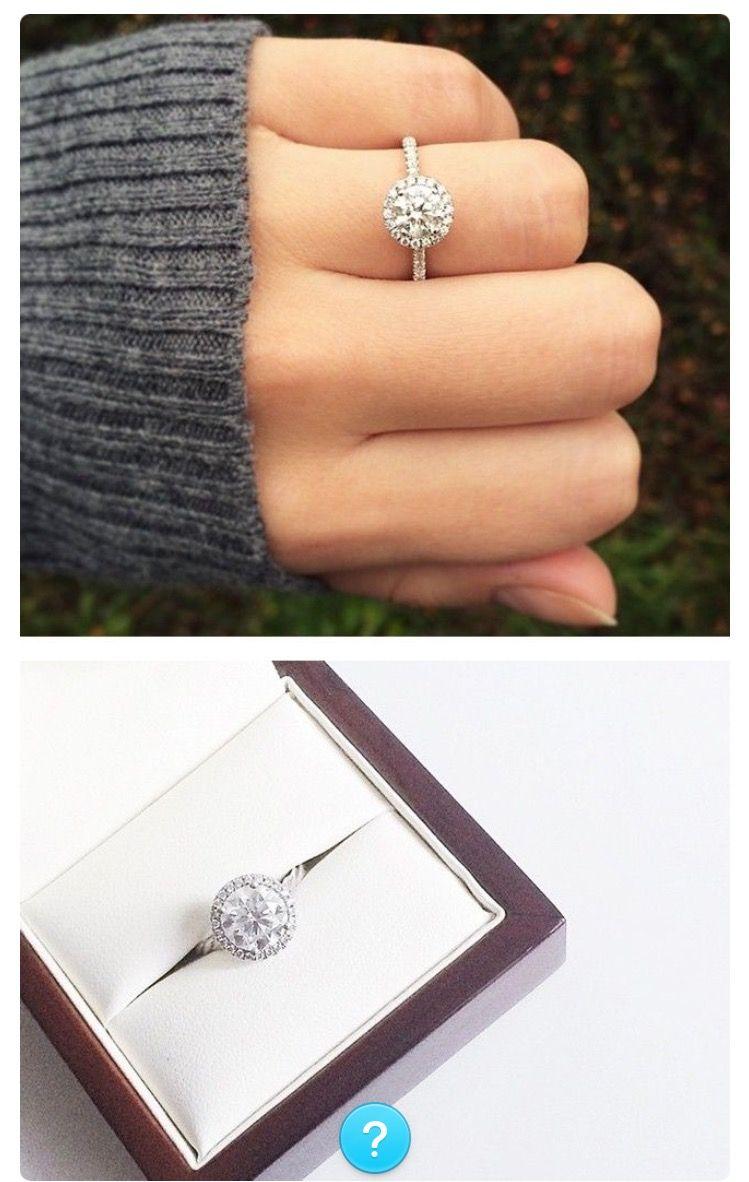 Pin Oleh Yulliani Di Ulzzang Ring Verlobung Verlobungsring Dan