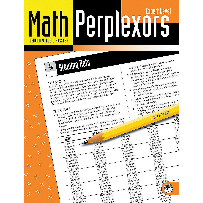 Math Perplexors Expert Level