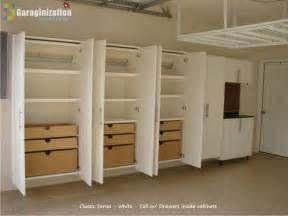 25+ Best Ideas About Garage Storage Cabinets On Pinterest | Garage  Organization Systems, Garage