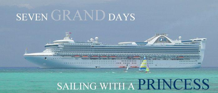 Grand Princess Princess Cruises Cruise Ship Review And Photos - Cruise ship reviews