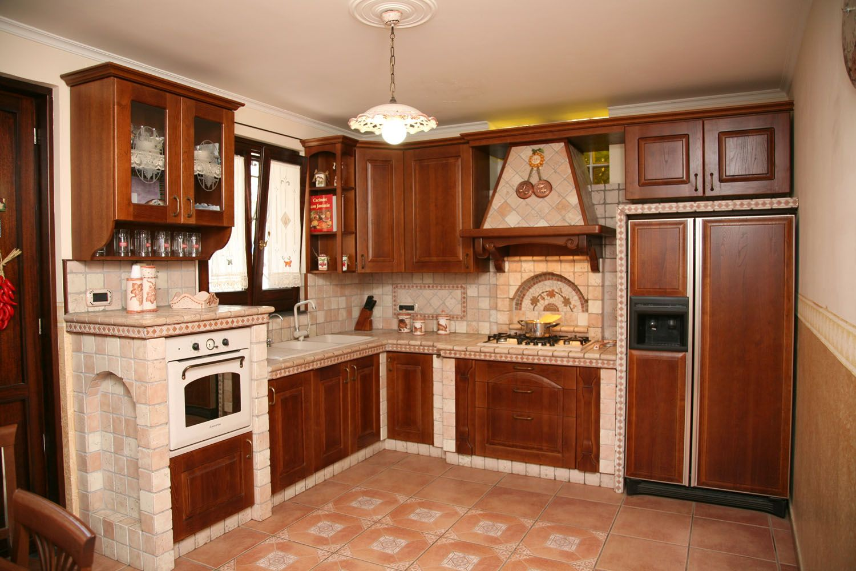puolo | Emilio Alfano | cucina in muratura alessio | Pinterest ...
