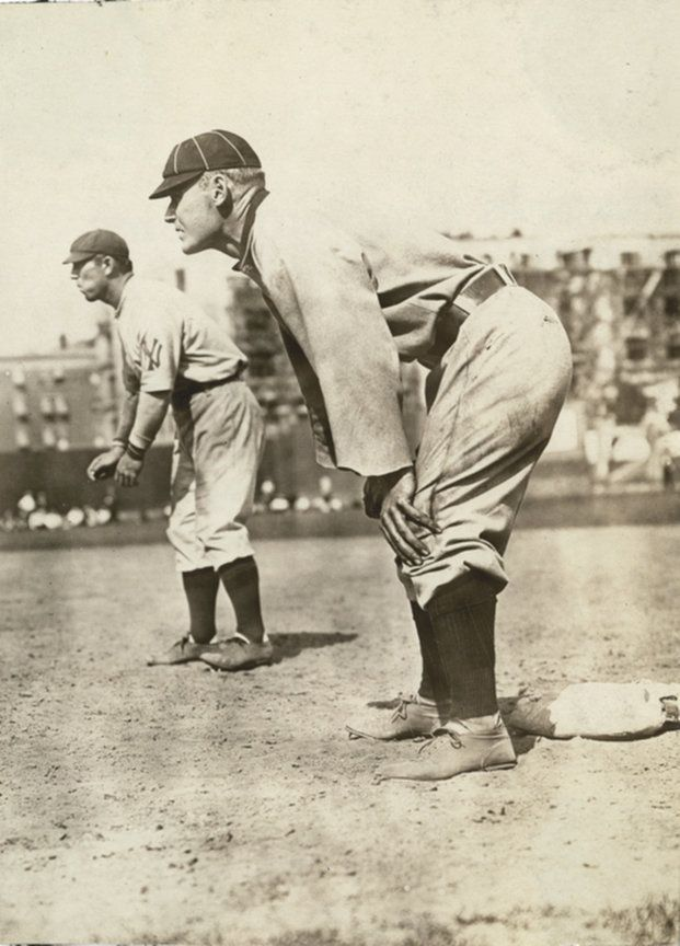 Photo of These historic Detroit Tigers photos show Ty Cobb, Hughie Jennings in action