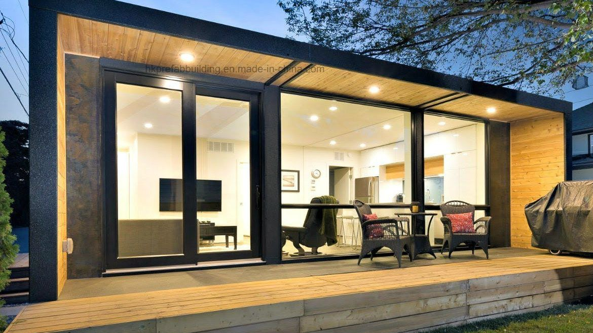 Hot Item Good Quality European Standard Prefab Shipping Container