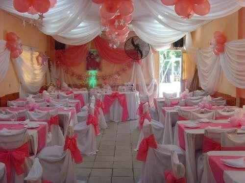 Servicios ofrecidos en eventos punta fiestas y eventos - Ver decoraciones de salones ...