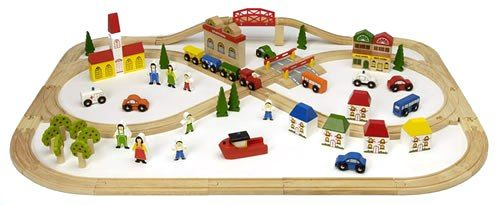 Town & Country Train Set