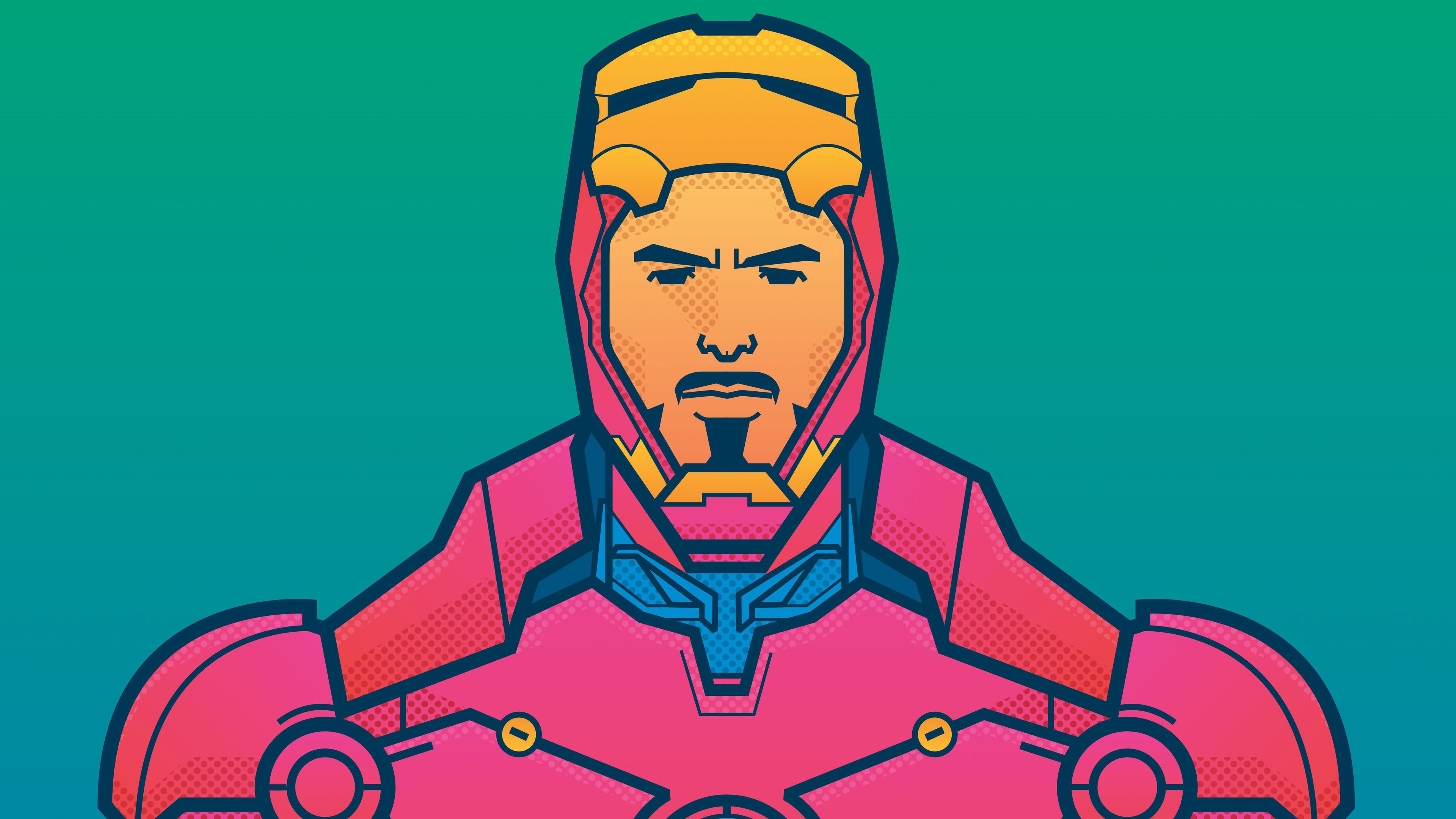 Iron Man Art 4k Superheroes Wallpapers Iron Man Wallpapers Hd