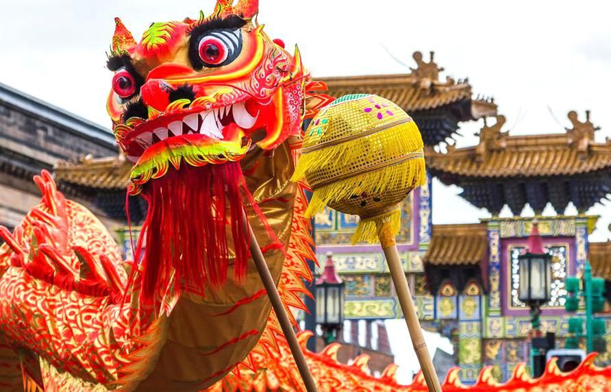 Did you know that Chinese New Year though celebrated the