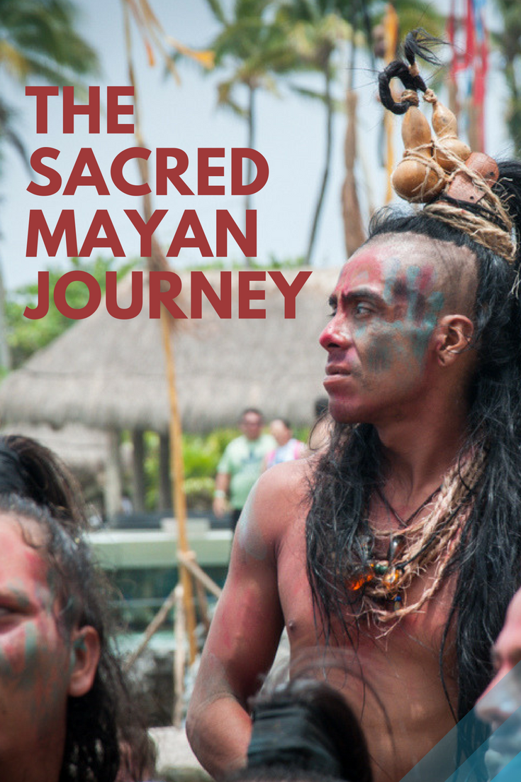 The Sacred Mayan Journey, a Tradition Recreated by Xcaret Park
