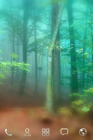 Forest Live Wallpaper 3d Best Android Wallpaper Best Android Themes And Background Android Park Live Wallpapers Wallpaper Background