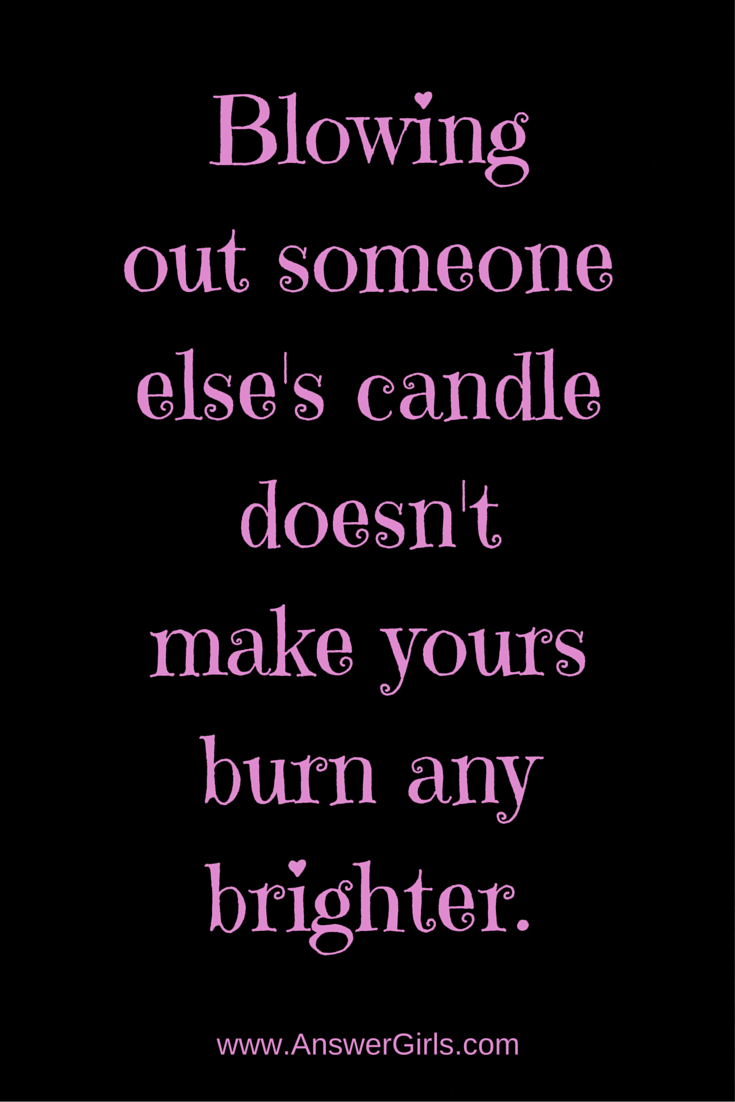 how to make candles burn brighter