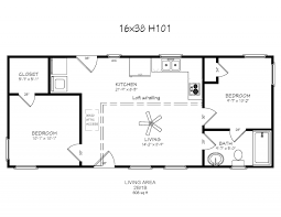 Image result for 16x36 floor plan | Idea | Tiny house layout