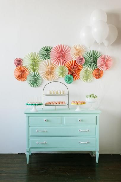 guirnaldas de color para decorar la casa :)