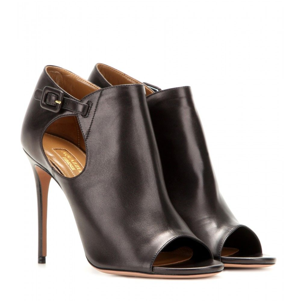 Aquazzura Open toe ankle boots fl4Mhr9