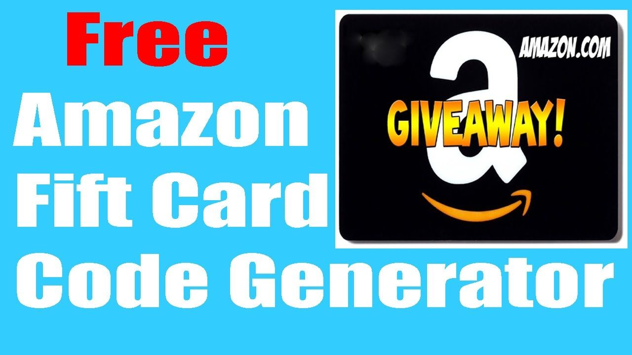 Amazon Gift Cards Code Generator 100 Working And Proof New