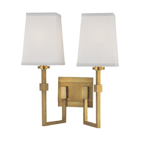 Found it at Wayfair - Fletcher 2 Light Wall Sconce