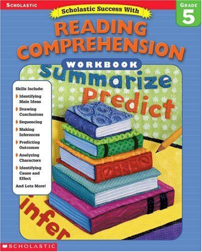 Scholastic-success-with-reading-comprehension-workbook-grade-5