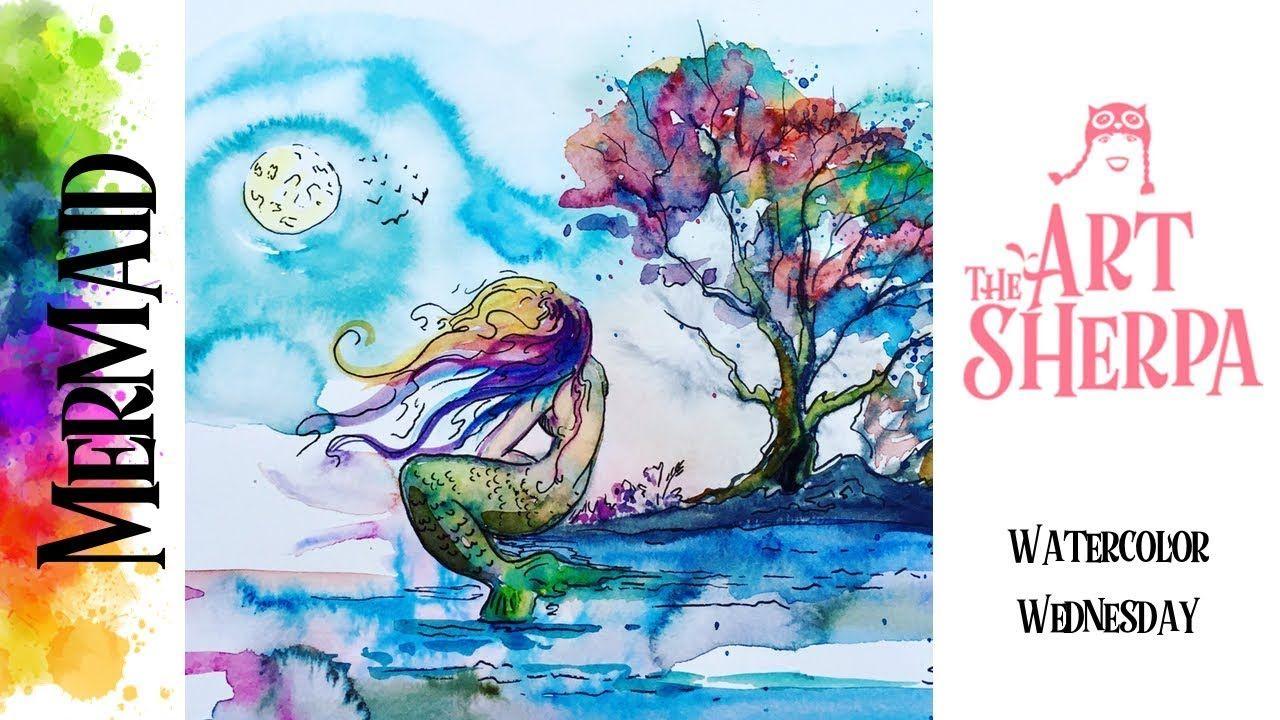 Watercolor Iris By Laura Peters Join Us At Antonella Art Studio