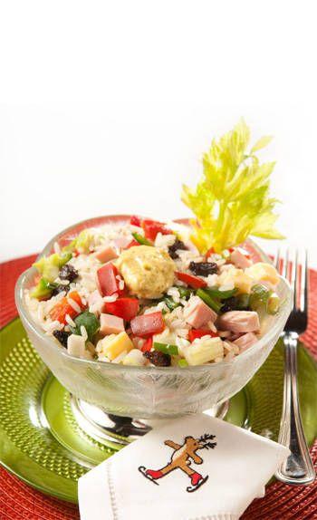 Ensalada de arroz - Recetas