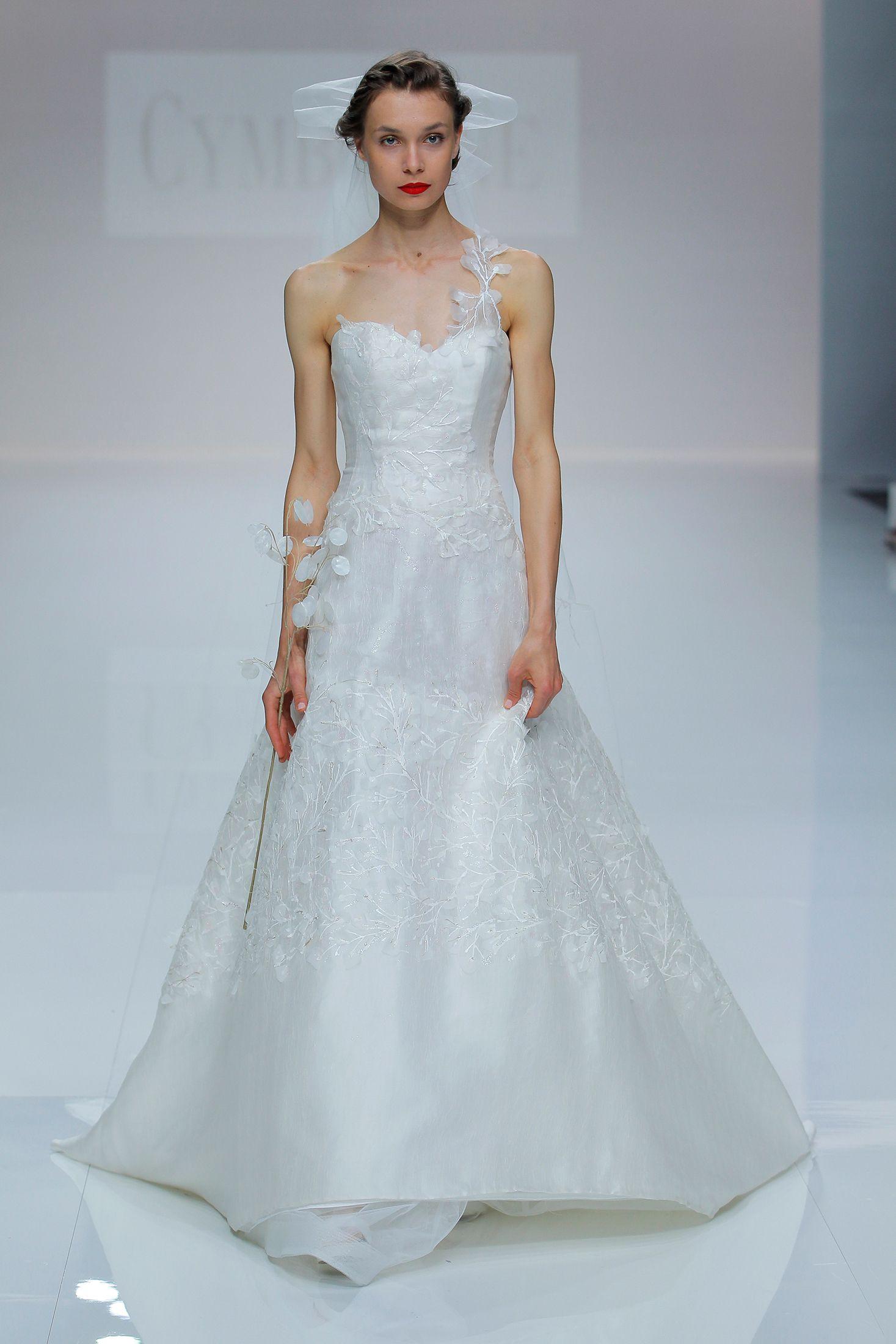 Vestido de Novia de Cymbeline - CY 091 #wedding #bodas #boda ...