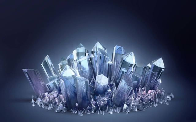 Shine, diamond!