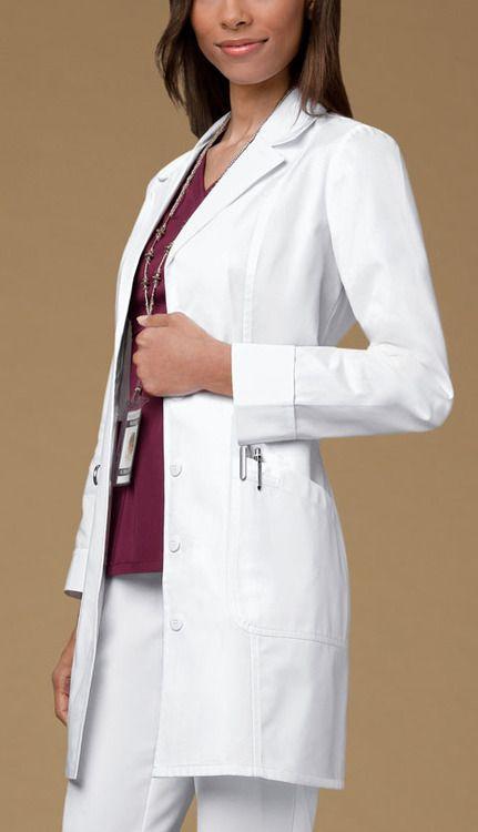 Cherokee Medical 2410 Bata de Laboratorio para Mujer | Uniformes ...