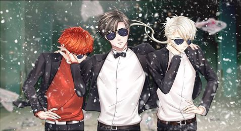 Mystic Messenger || sorry, can't hear u, my swag is too loud