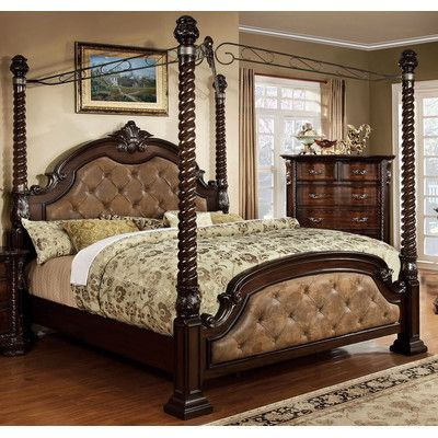 Unique Full Size Canopy Bed Frame  Inspiration