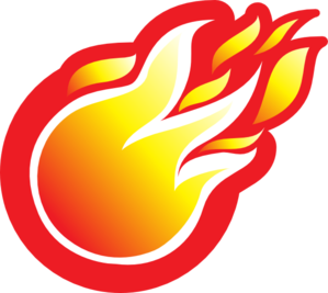 Fireball For Compound Word Fireflies I Chose This One Because I Like The Shape Of It Clip Art Fire Icons Flame Picture