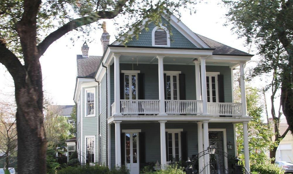 Casa estilo vitoriano