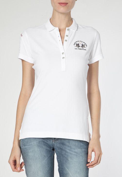 Camisas Polo La Martina Feminina com até 30% OFF na  Dafiti 06743f222aaa7