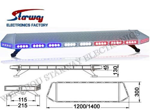 Emergency led full light bars for police construction ems ltf emergency led full light bars for police construction ems ltf a900ab 120 mozeypictures