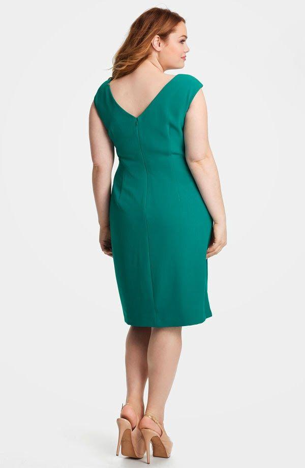 82d3740e4 Mulher Virtuosa: Vestidos para gordinhas | ROPA - Gorditas | Vestido ...