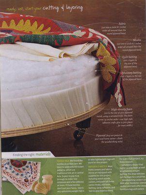 make an ottoman