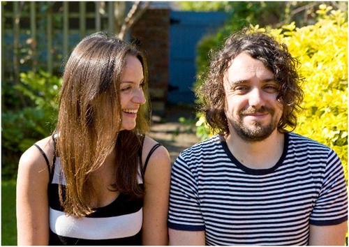 Fenella's World Blog - Fenella and brother Greg