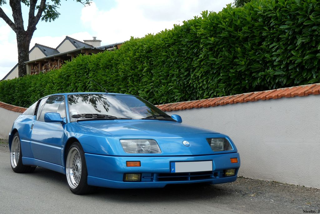 alpine gta \