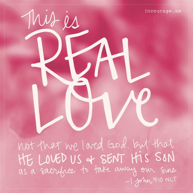 what is real love bible