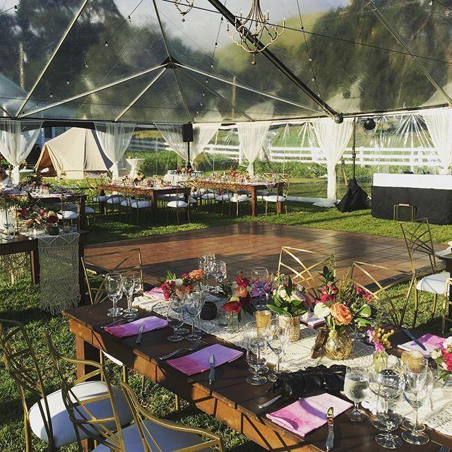 Hawaiian Islands Wedding Party Amp Special Events Tent