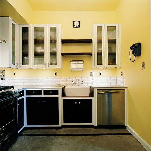 Good Color For Kitchen Cabinets: Feng Shui Colors For Interior Design And Decor, Yellow