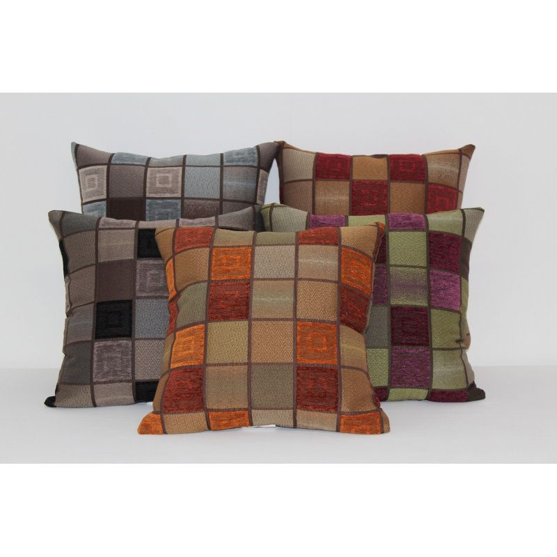 Pain Color To Match Burgondy Couch Brentwood Originals Window Pane Mesmerizing Brentwood Originals Decorative Pillows And Chair Pads