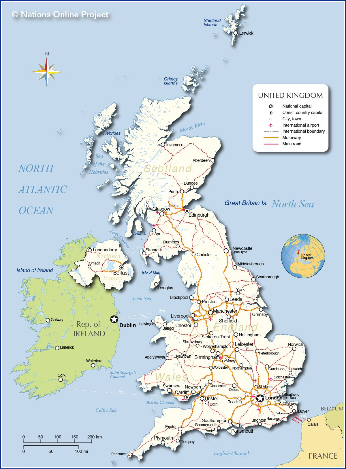Political Map Of Great Britain.Political Map Of United Kingdom Travel Scotland Trip Pinterest