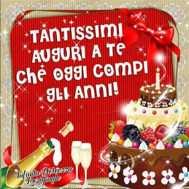 Buon Compleanno Auguri Di Buon Compleanno Buon Compleanno Compleanno
