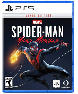 New Games Marvel S Spider Man Miles Morales Ps4 Ps5 Marvel Spiderman Miles Morales Marvel