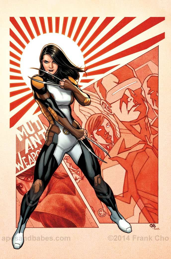 X-23 #1 Variant!