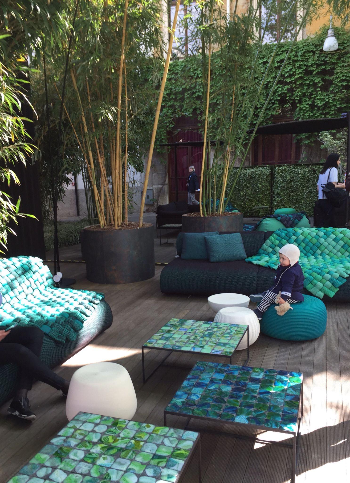 Ola sofa by ramos bassols for paola lenti salone del for Paola lenti