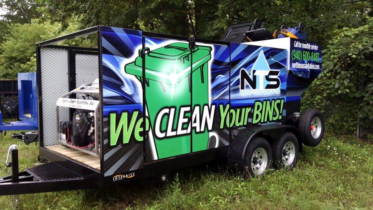 Pressure cleaners, wheelie bin cleaners, fleet washing ...