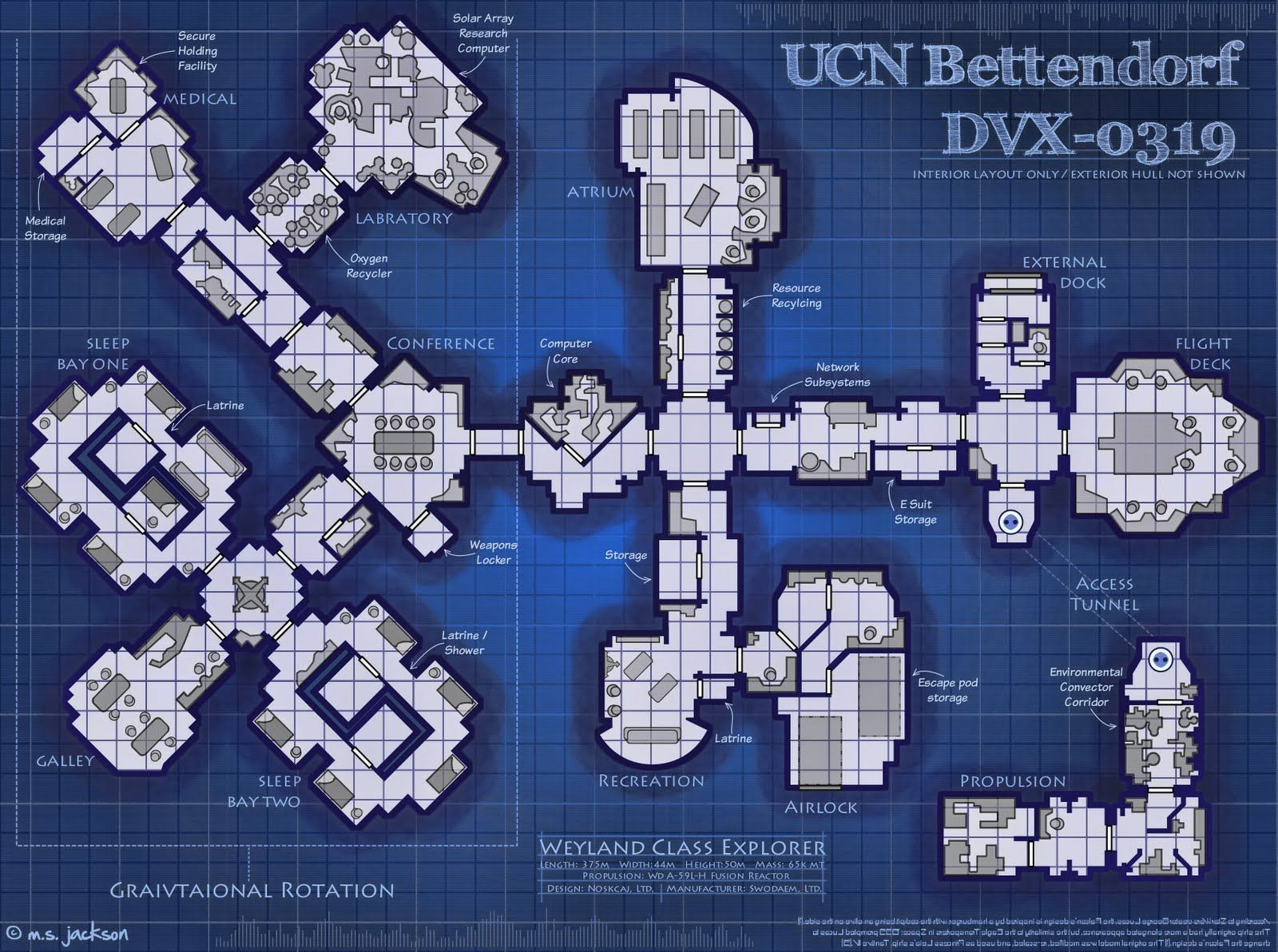 spacecraft map - photo #36