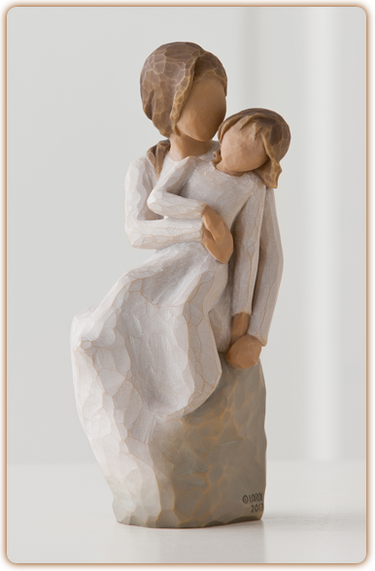 Willow Tree Motherdaughter Willow Tree Figurines Willow Tree Angels Willow Tree