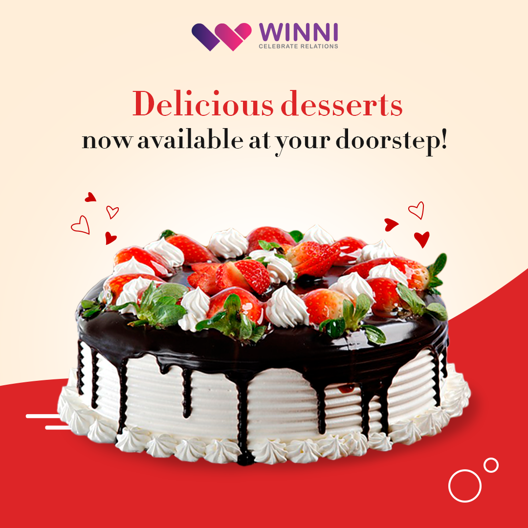 Online Cake Delivery 399 Order Cake Send Cake To India Winni In 2020 Order Cake Online Cake Delivery Cake