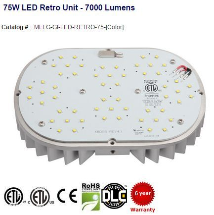 Led Retrofit Kits Industrial Led Lighting Led Lights Led